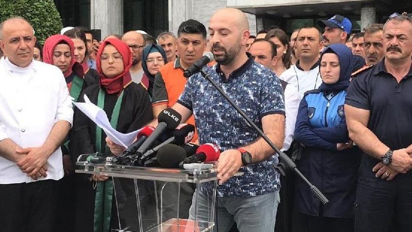İBB'de Murat Kazanasmaz'ın görevine son verildi