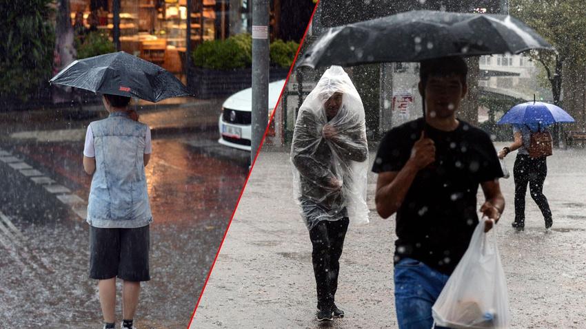 Valilikten yoğun yağış ilgili açıklama
