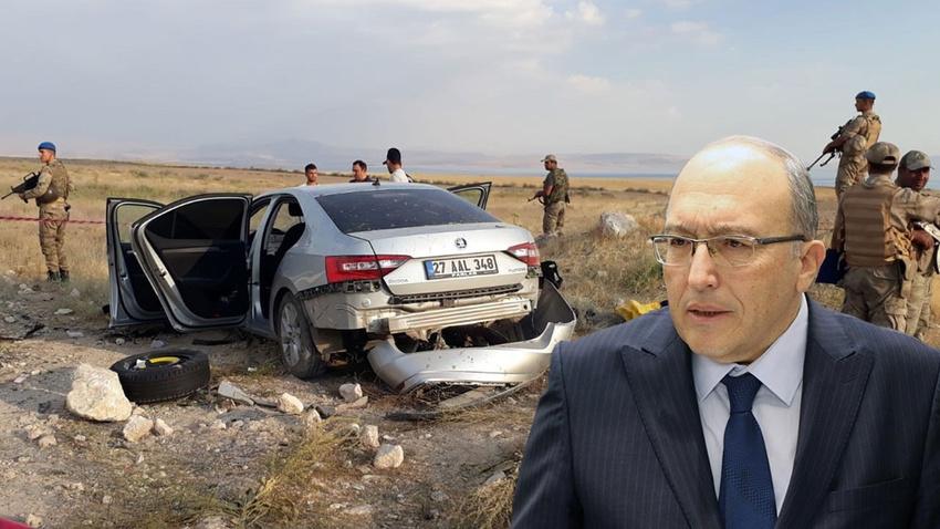 Kaza geçiren Kültür Bakan Yardımcısı Dursun yaşamını yitirdi