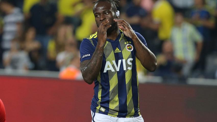 Fenerbahçe'de Victor Moses şoku