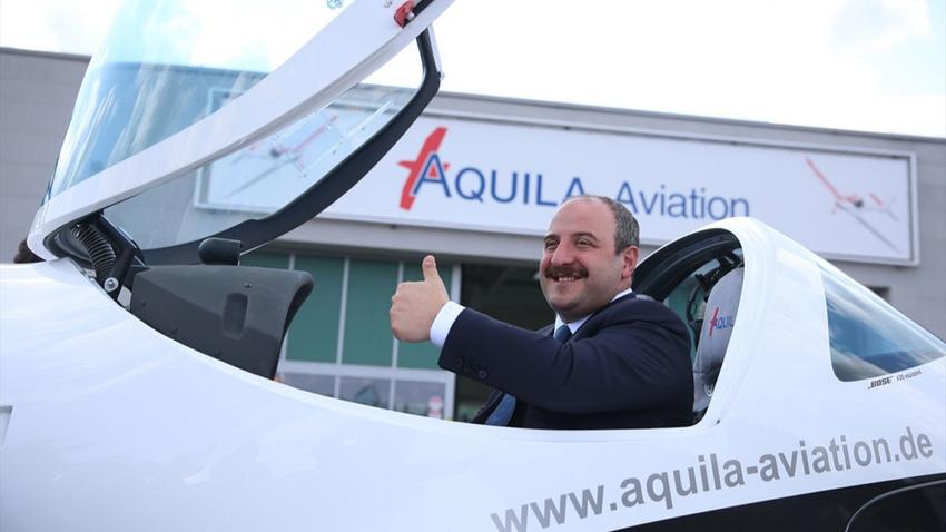 Sanayi Bakanı Vakank'tan uçak fabrikası müjdesi