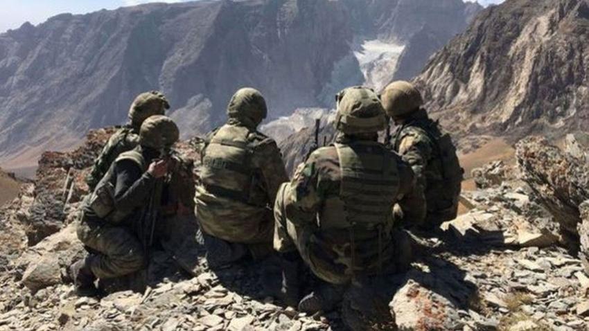 Mardin ve Şırnak'ta PKK'ya darbe: 5 terörist etkisiz hale getirildi