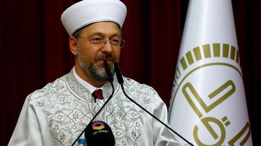 Diyanet İşleri Başkanı: 'Vahşet, İslamla da insanlıkla da bağdaşmıyor'