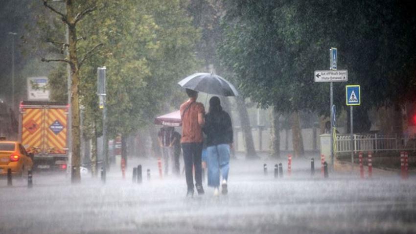 Meteorolojiden 6 il için kritik uyarı