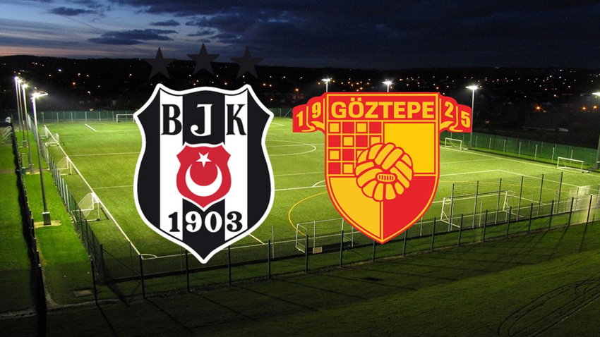 Beşiktaş - Göztepe saat kaçta, hangi kanalda?