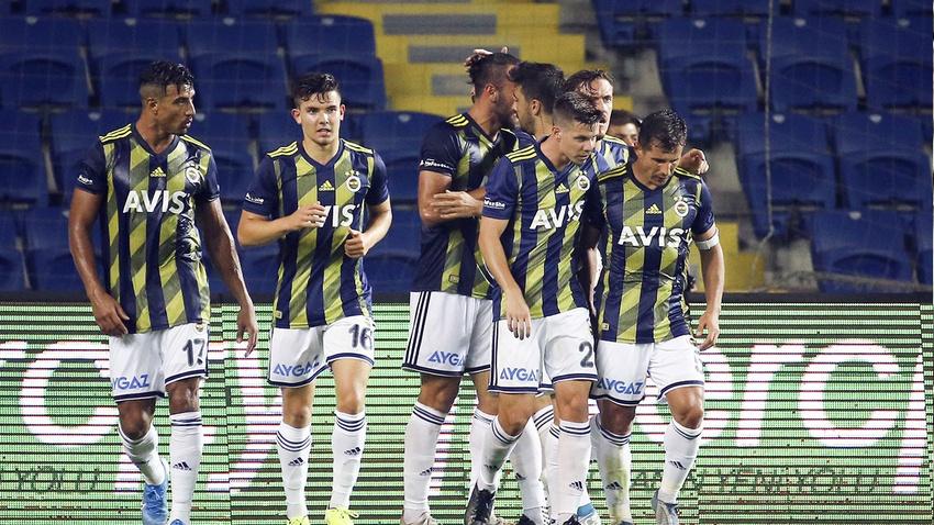 Başakşehir - Fenerbahçe: 1-2 maç sonucu