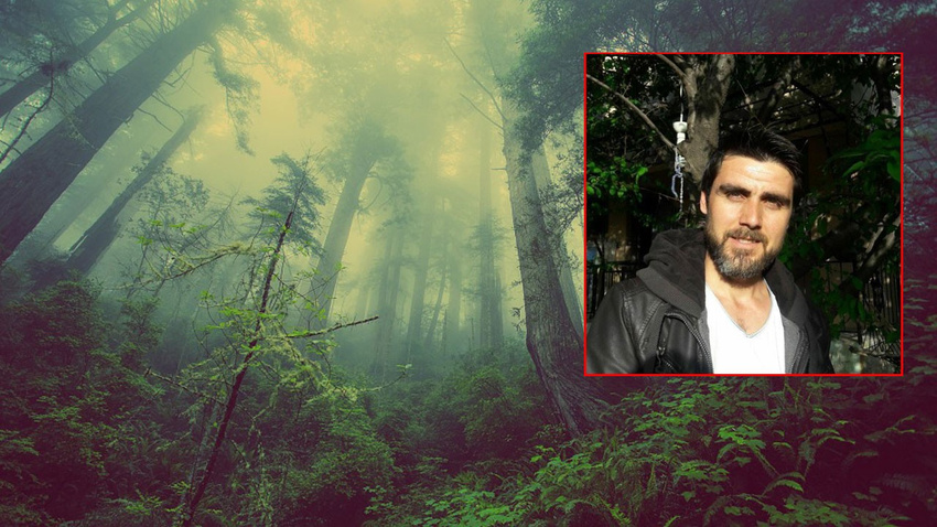 5 aydır kayıptı!.. İskeleti ormanda bulundu!