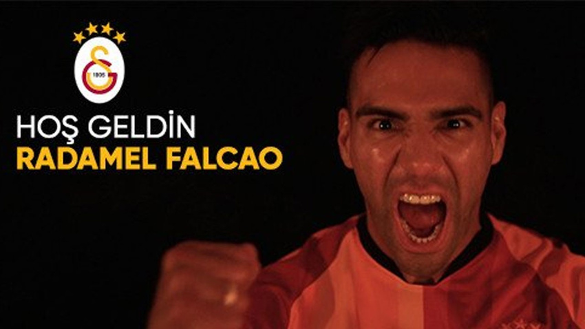 Falcao maaşı gecikirse sözleşmesini feshedebilecek