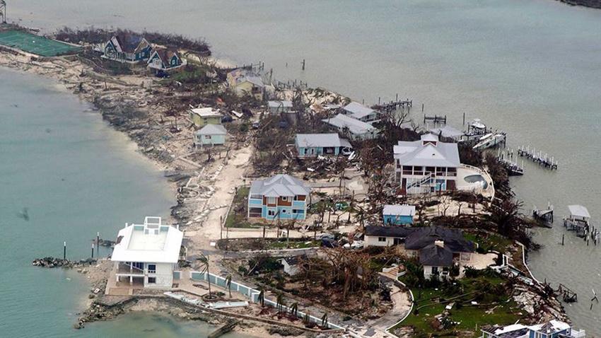 Dorian Kasırgası'nda ölü sayısı artıyor!..  70 bin kişinin acil yardıma ihtiyacı var!