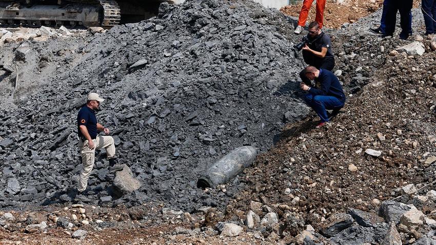 500 kiloluk bomba bulundu! Şehrin yarısı tahliye edilebilir