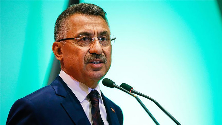 Cumhurbaşkanı Yardımcısı Oktay'dan flaş açıklama