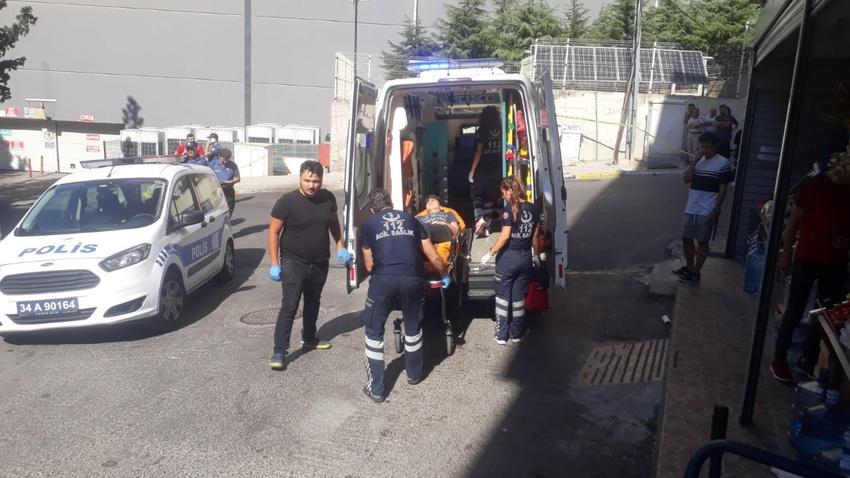 Maltepe'de pompalı tüfekle saldırı!
