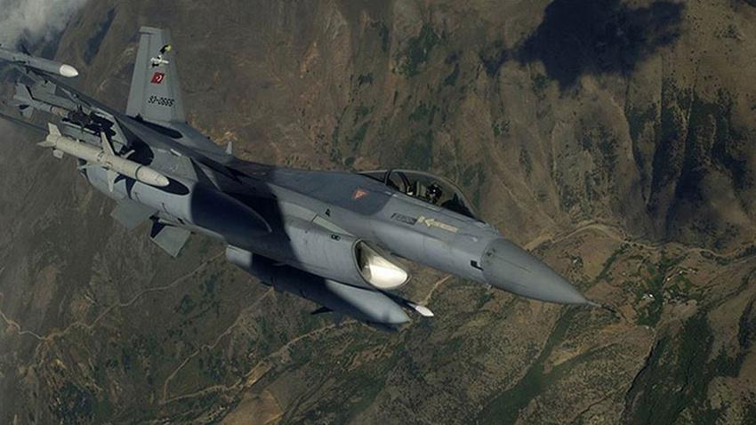 Kandil'e hava harekatı: 4 terörist etkisiz hale getirildi