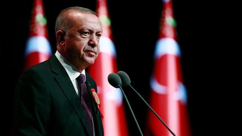 Erdoğan: İşsiz kalanların yanında olacağız