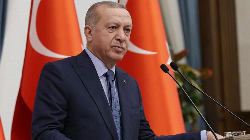Cumhurbaşkanı Erdoğan'dan 'Filenin Sultanları'na tebrik