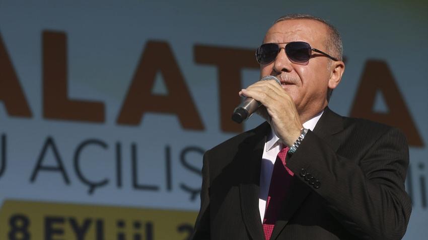 Erdoğan'dan ABD'ye sert mesajlar