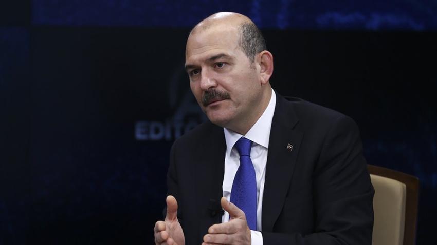 Bakan Soylu'dan İstanbul için kayyum açıklaması