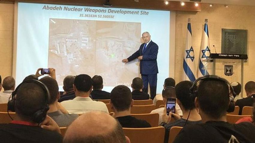 Netanyahu'dan İran'ı kızdıracak adım:  Gizli bölgeleri keşfettik