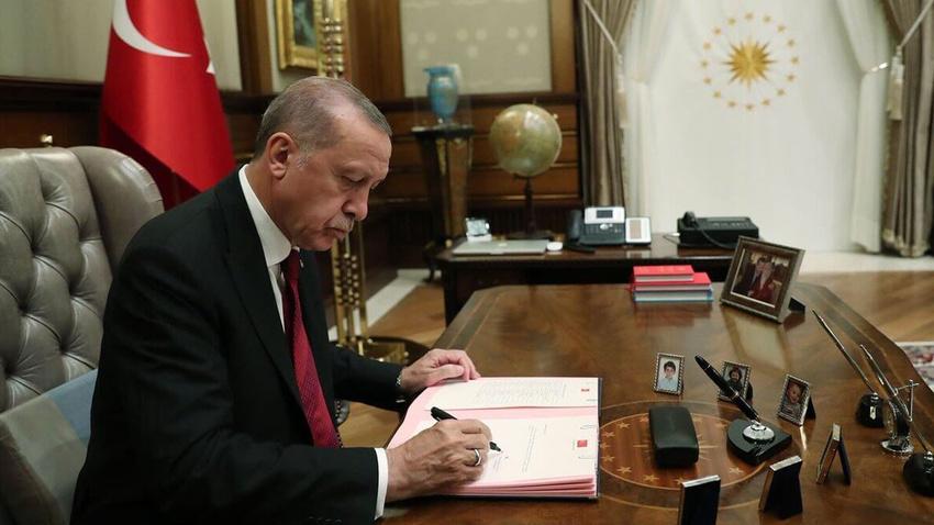 Erdoğan'dan önemli imza: 7 ilde 9 ayrı bölge 'kesin korunacak hassas alan' ilan edildi
