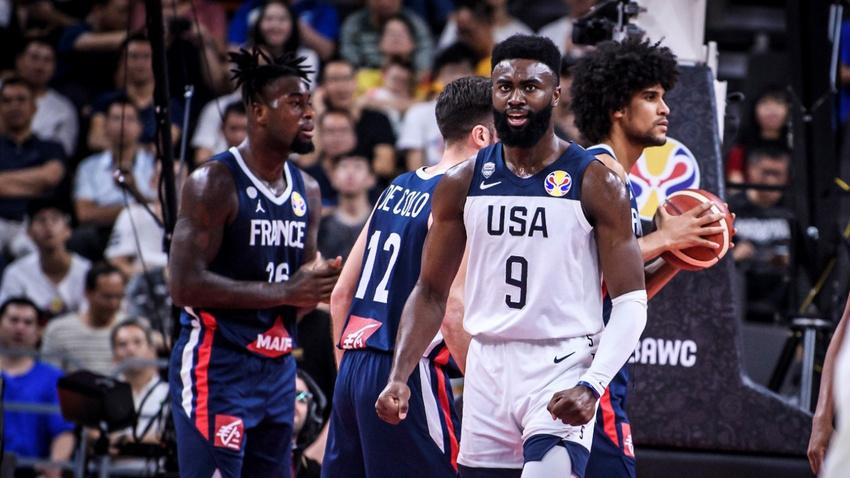 FIBA Dünya Kupası'nda ABD çeyrek finalde elendi