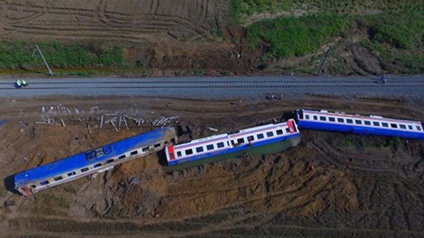 Çorlu'daki tren kazası ile ilgili ara karar