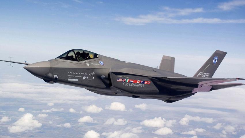 ABD'den Polonya'ya F-35 satışı