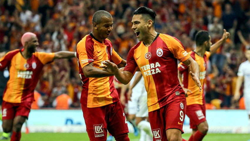Galatasaray - Kasımpaşa: 1-0  maç sonucu