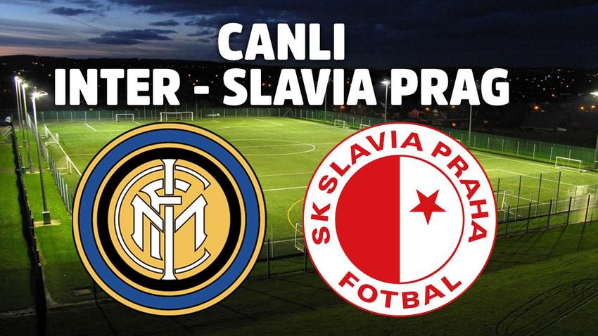 CANLI Inter - Slavia Prag