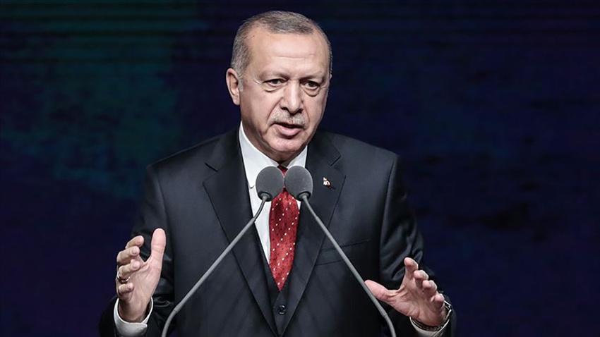Cumhurbaşkanı Erdoğan: ABD'nin terör örgütlerine desteğini görmeme lüksümüz yok