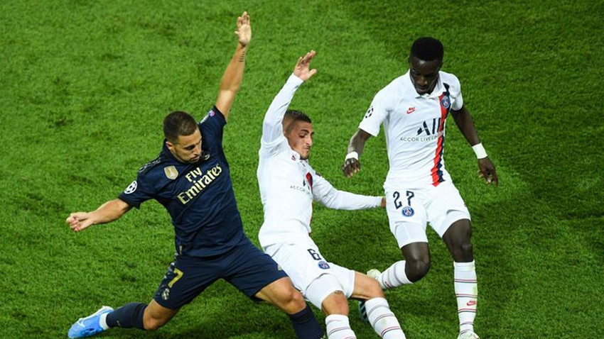 PSG - Real Madrid: 3-0 maç sonucu