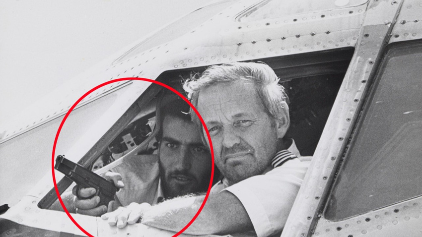 1985'te uçak kaçıran terörist 34 yıl sonra yakalandı