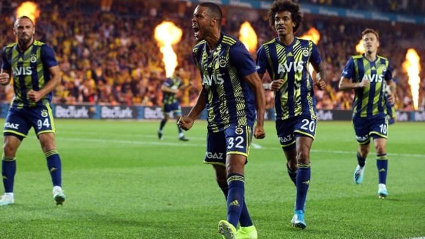 Fenerbahçe - Ankaragücü: 2-1 maç sonucu