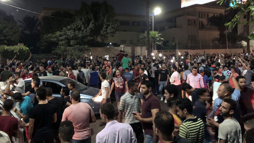 Mısır'da dün gece ne oldu?