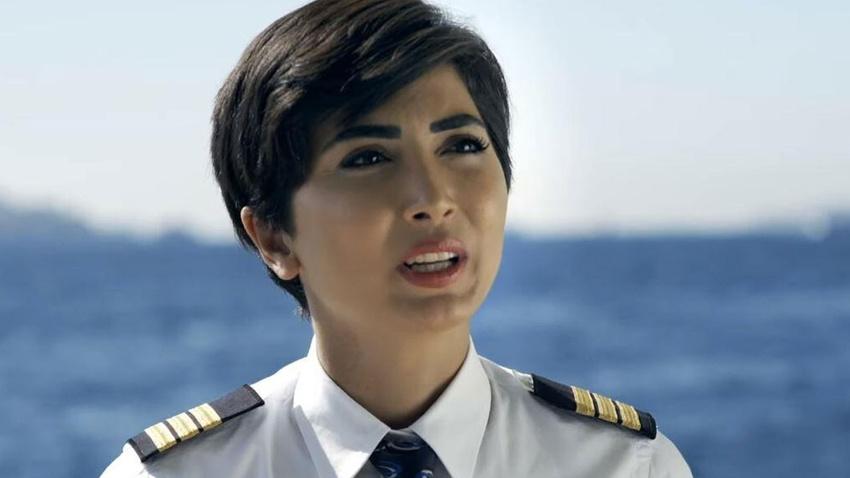 THY pilotu Bilge Derin kanseri yenip göklere geri döndü!