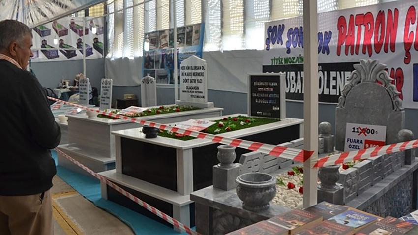 Kampanyalar sınır tanımıyor: İndirimli mezar