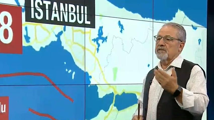 Prof. Naci Görür'den korkutan deprem açıklaması