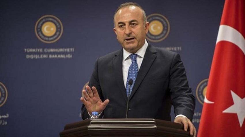 Bakan Çavuşoğlu, Cevad Zarif ile görüştü