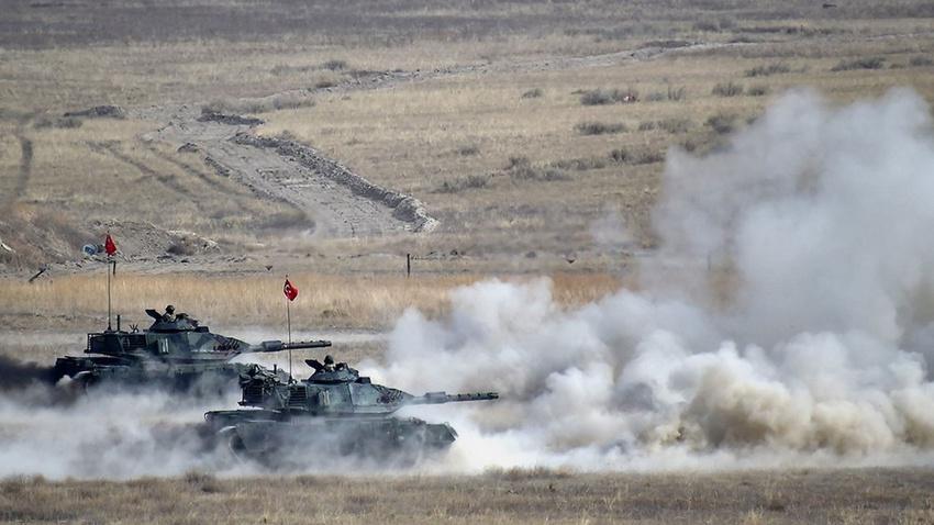 Milli Savunma Bakanlığı: Şanlı ordumuz Güvenli Bölge Harekâtı için hazırdır