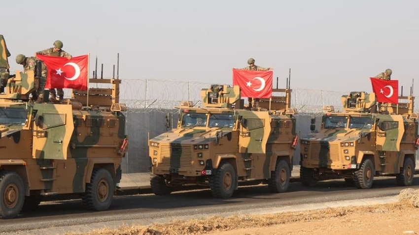 Türkiye operasyona hazırlanırken YPG'den sinsi hamle!