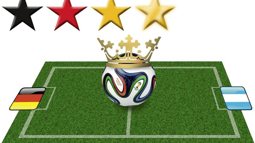 Almanya - Arjantin maçı saat kaçta hangi kanalda?