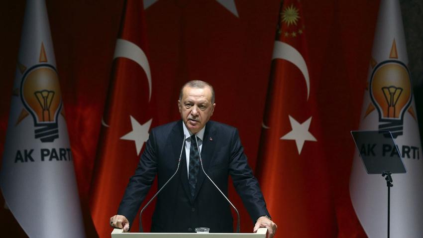 Erdoğan NATO Genel Sekreteri'ni kabul etti