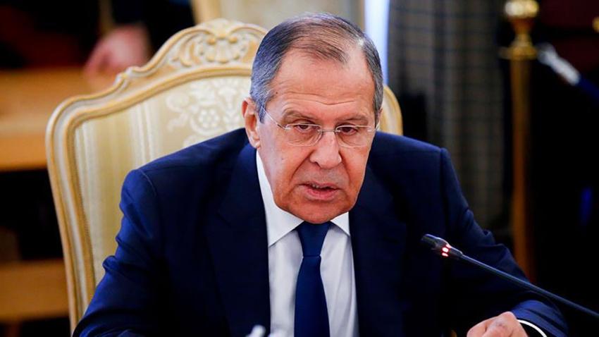 Rusya Dışişleri Bakanı'ndan Türkiye açıklaması
