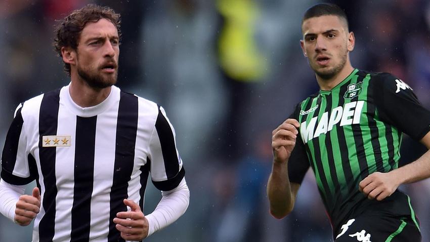 Merih Demiral'dan Marchisio'ya tokat gibi cevap!