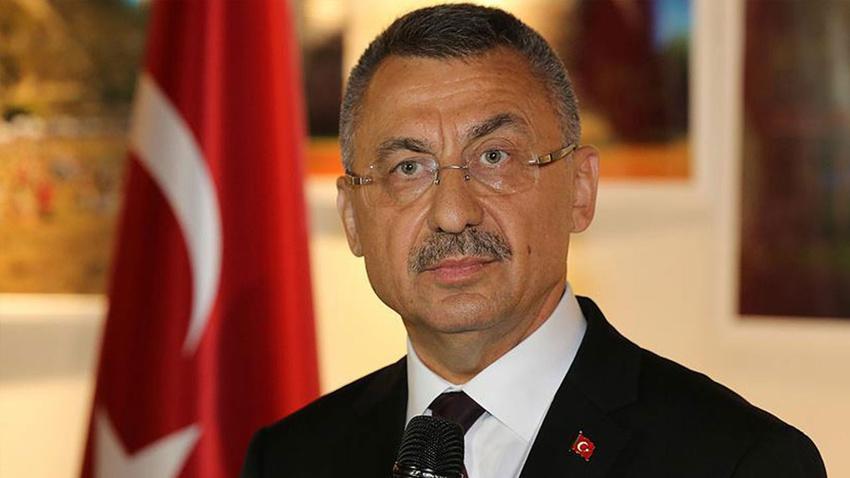 Cumhurbaşkanı Yardımcısı Fuat Oktay'dan harekat açıklaması