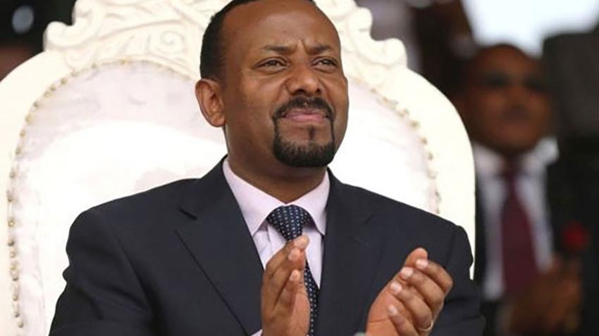 Nobel Barış Ödülü Etiyopya Başbakanı'nın