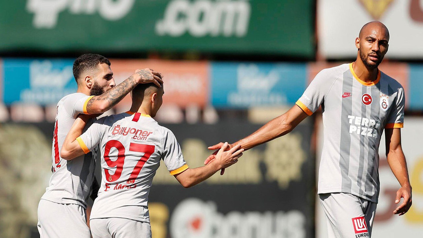 Galatasaray 3-2 İstanbulspor maç sonucu