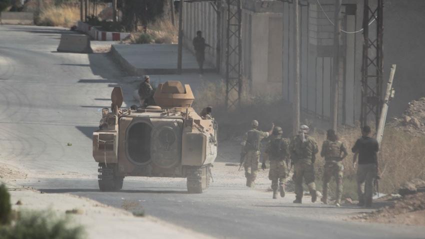 Çok çarpıcı iddia: Suriye ordusu Türkiye'ye karşı asker kaydırıyor