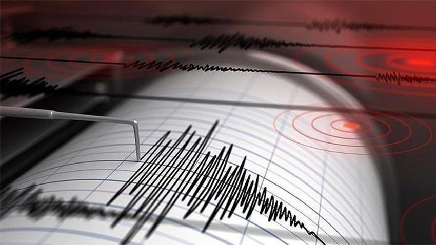 Yalova'da 3.7 büyüklüğünde deprem!
