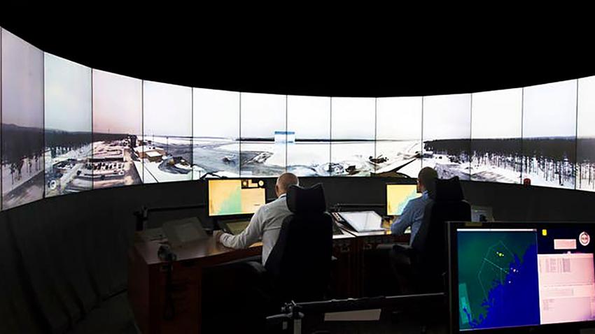 Dünyanın hava trafik kontrol kulesi olmayan ilk havalimanı