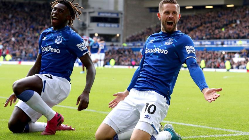 Everton - West Ham : 2-0 maç sonucu
